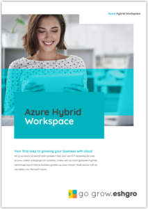 Product Paper - Azure Hybrid Workspace