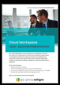 Cloud Workspace voor assurantiekantoren