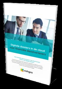 Digitale dossiers in de cloud voor financiële dienstverleners