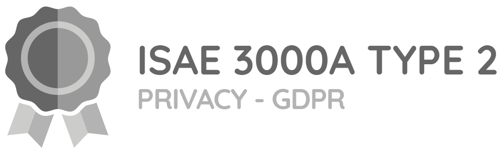 ISAE 3000A type 2 - Privacy - GDPR - AVG