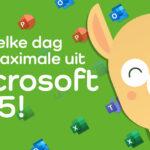 Een succesvolle Microsoft 365 werkomgeving met WorkplaceBuddy