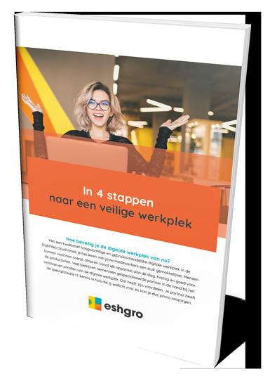 In 4 stappen naar een veilige werkplek