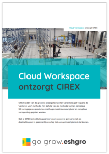 Product Paper Cloud Workspace CIREX