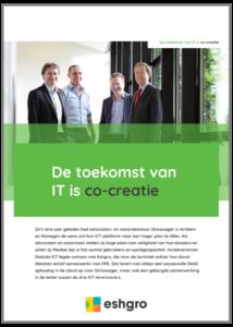 Product paper toekomst van IT co-creatie
