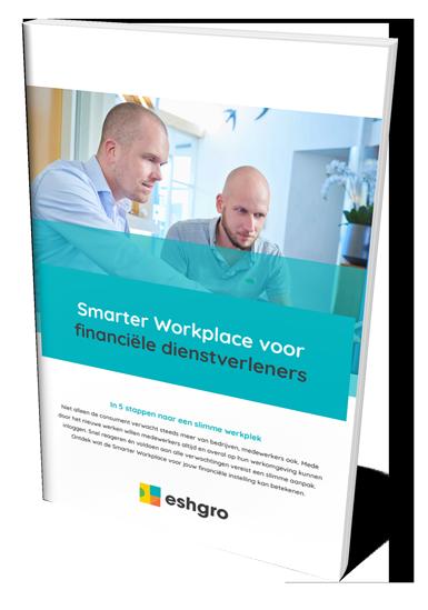 Smarter Workplace voor financiële dienstverleners
