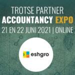 Eshgro aanwezig tijdens de Accountancy Expo 2021