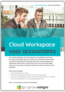 Product Paper - Cloud Workspace Accountants