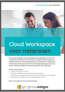Whitepaper - Cloud Workspace voor Notarissen