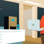 Bespaar tot € 500,- op een (thuis)werkplek met Microsoft Surface as a Service