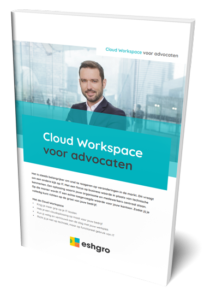 Cloud workspace voor advocaten